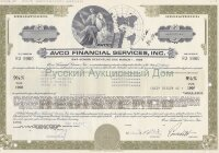 Avco Financial Services, Inc.  Delaware. 9 1/8% debenture. 1980's