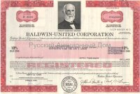 Baldwin-United  Corporation. Delaware. 10% subordinated debenture, 1979