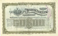 State of New York. Issue of March 1911. Loan for Highway Improvement. 50000$ (olive)