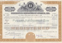 Federated Department Stores, Inc. Delaware. 10 1/4% debenture. 1980's