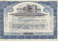 OGILVIE FLOUR MILLS Company, Limited. Canada. Less than 100 shares. 1950's