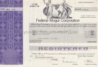 Federal-Mogul Corporation. Michigan. 12 1/2% note. 1980's