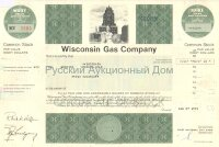 Wisconsin Gas Company. Wisconsin. More than 100 shares,1970's